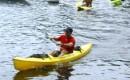 Kayak en Bahía de Jiquilisco